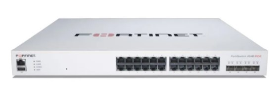 Fortinet FortiSwitch FS-424E-POE